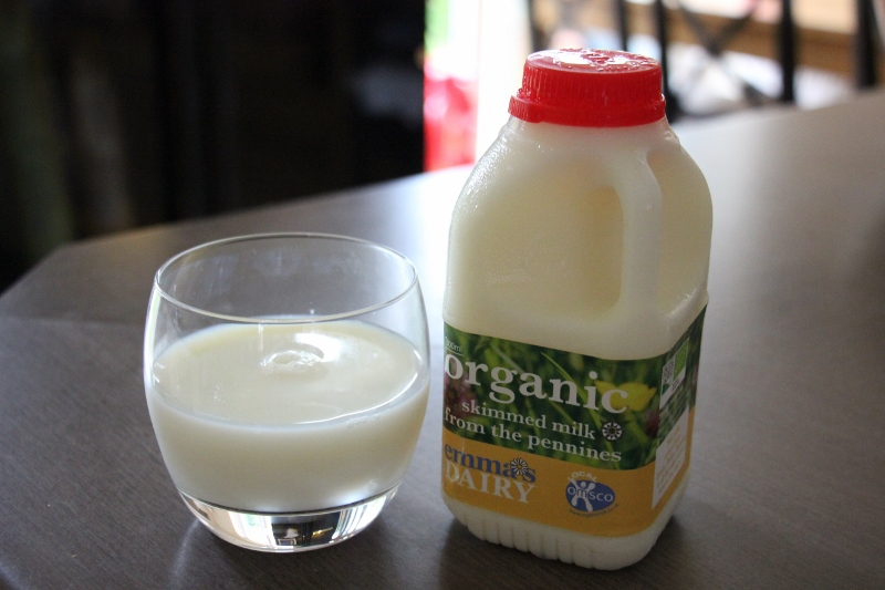 Dairy - Organic & Local