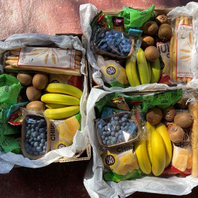 Organic Snack Box